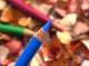 Playback MP3 Les crayons de couleur - Karaoké MP3 Instrumental rendu célèbre par Hugues Aufray