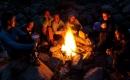 Awesome God / God Only We Knows (Campfire Medley) - A Week Away (film) - Instrumental MP3 Karaoke Download