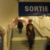 La jeune fille du métro Karaoke Renaud