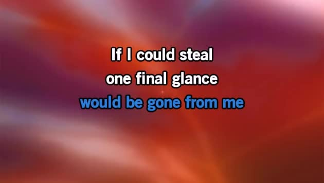 Dance With My Father Karaoke - Luther Vandross