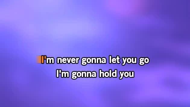 sergio mendes never gonna let you go lyrics
