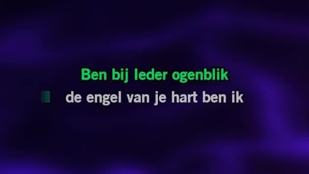 Video Karaoke Liedje Engel Van Mn Hart Marco Borsato