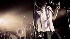 Stars du rock… et fans de karaoké !