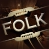 Bass Backing Tracks Folk