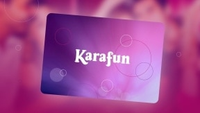 Give the gift of song with KaraFun's gift card