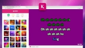 Say 'Hi' to our latest update of KaraFun Web
