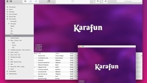 """Dear KaraFun"" - How do I sing without interrupting use of KaraFun?"