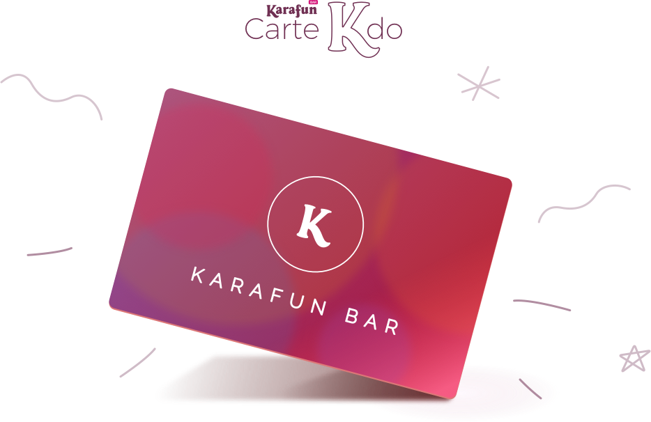 Gift Card Karaoke Night KaraFun Bar