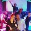 People singing karaoke at KaraFun Bar in a private room