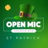 Open Mic - Saint Patrick's Day