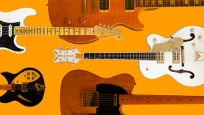 The story behind the most legendary electric guitars