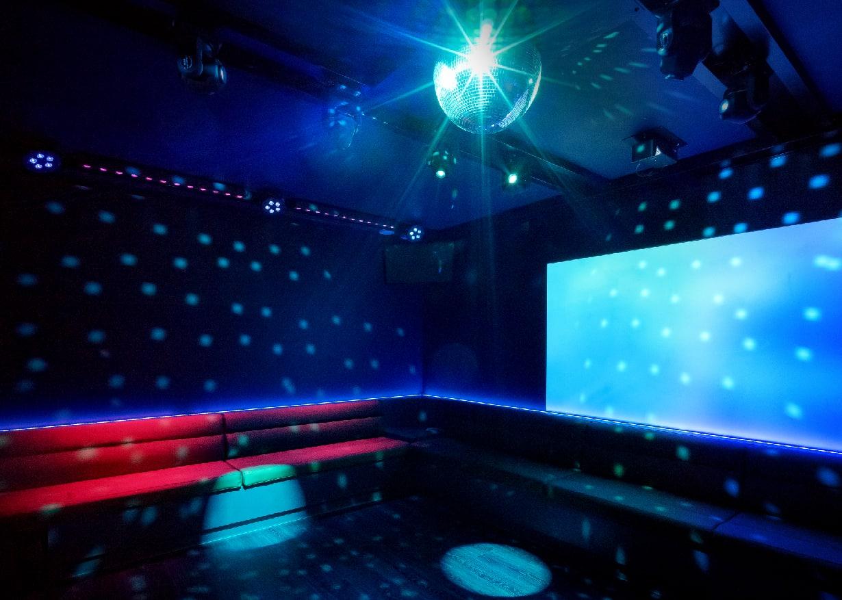 KaraFun Bar Lille Interior
