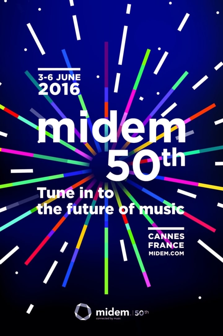 See you at MIDEM 2016