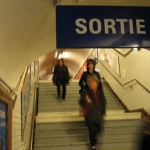 Karaoké La jeune fille du métro Renaud