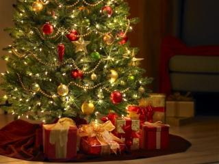 Karaoke Christmas Eve - Video with Lyrics - Céline Dion