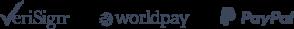 VerySign Worldpay PayPal